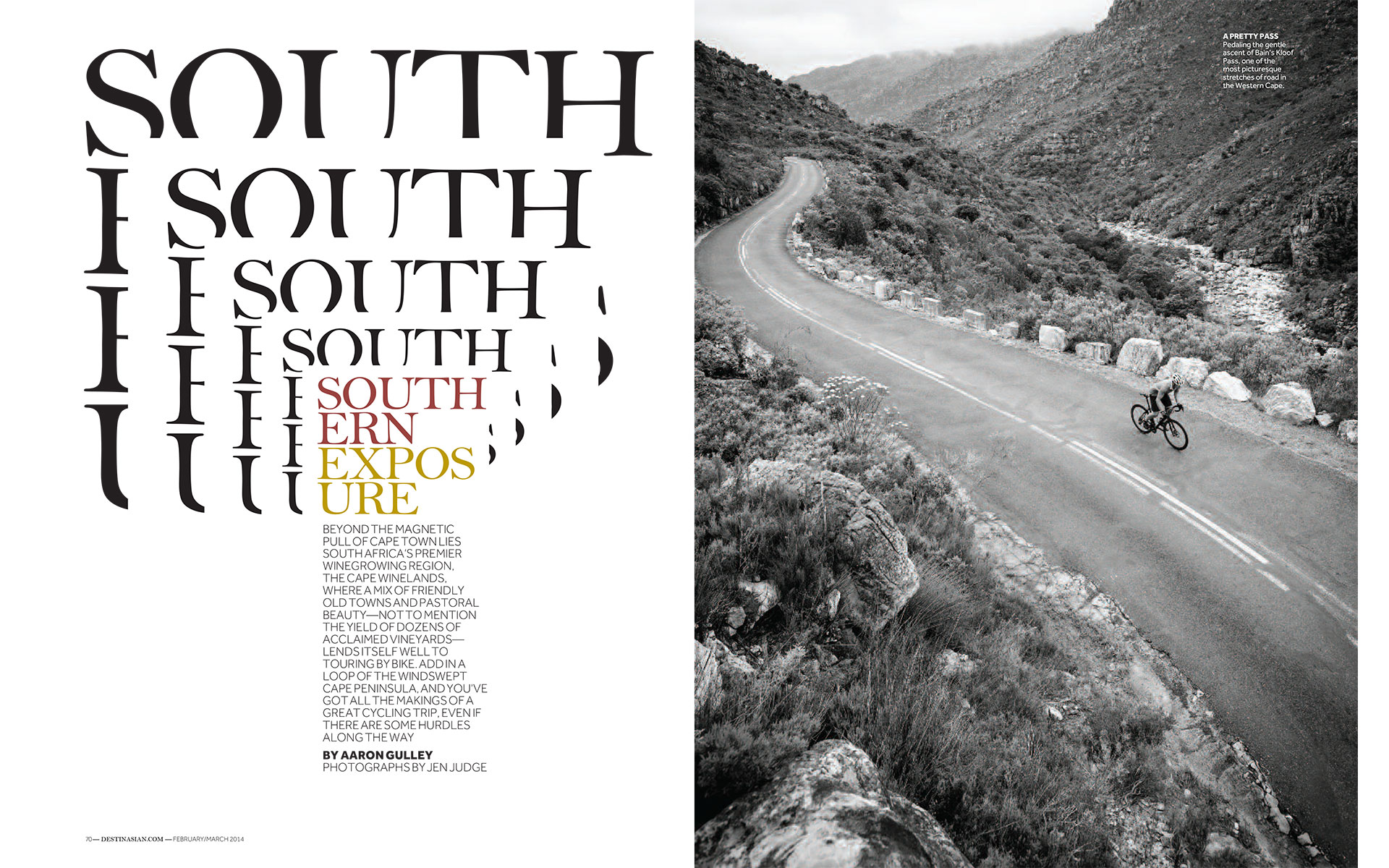 "<p style=""text-align: center;""><b><font color=""2a2871"">Southern Exposure, DestinAsian, February 2014</font></b>
