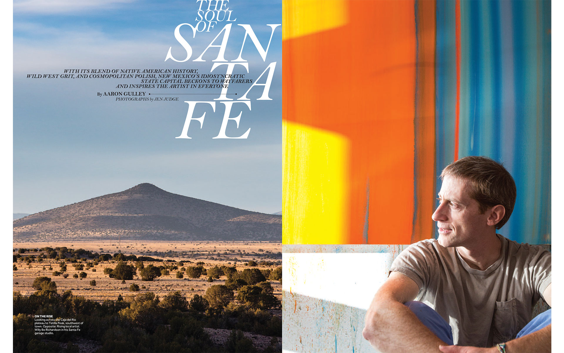 "<p style=""text-align: center;""><b><font color=""2a2871"">The Soul Of Santa Fe, DestinAsian, February 2013</font></b>