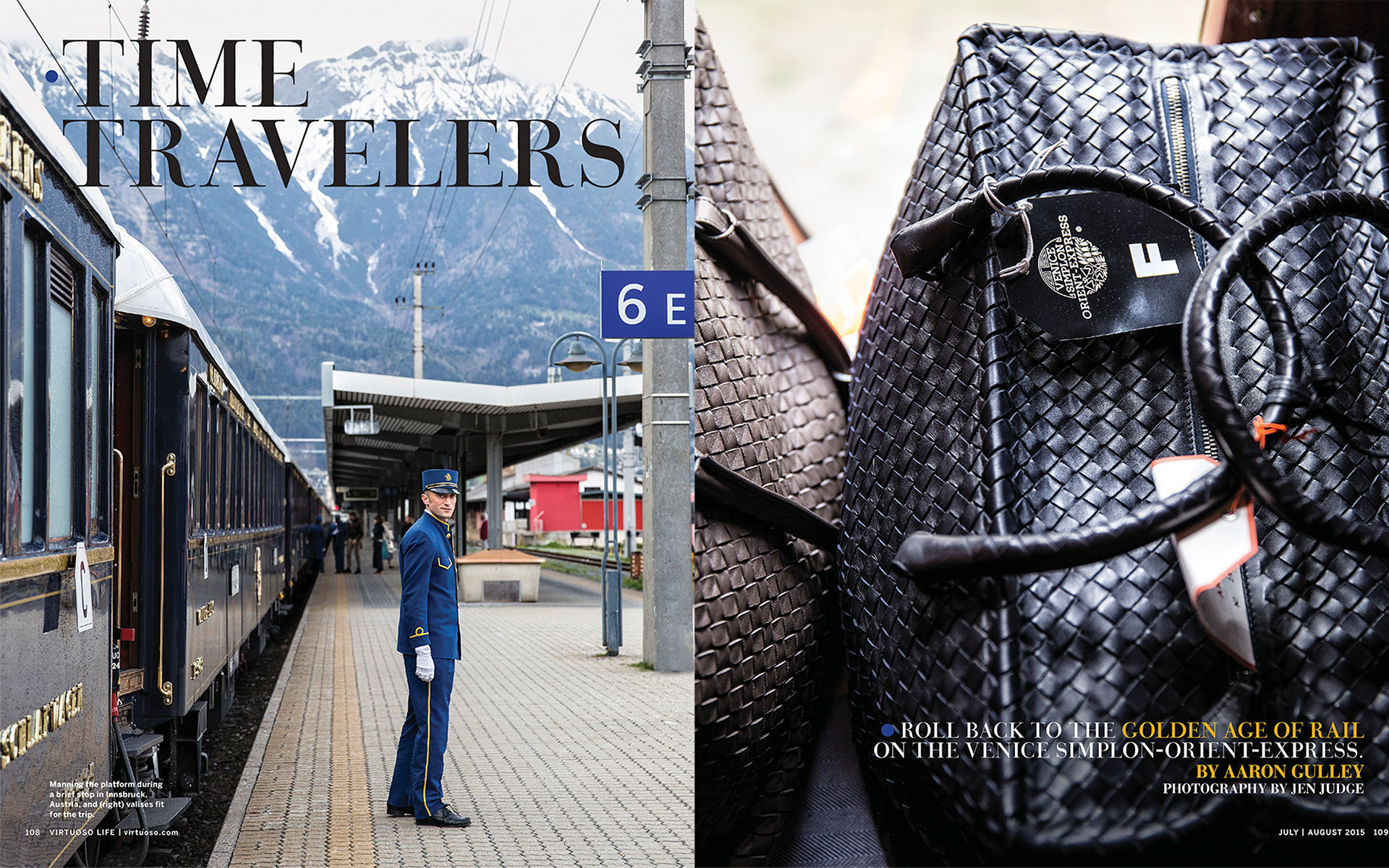 "<p style=""text-align: center;""><b><font color=""2a2871"">Time Travelers, Virtuoso Life, July 2015</font></b>